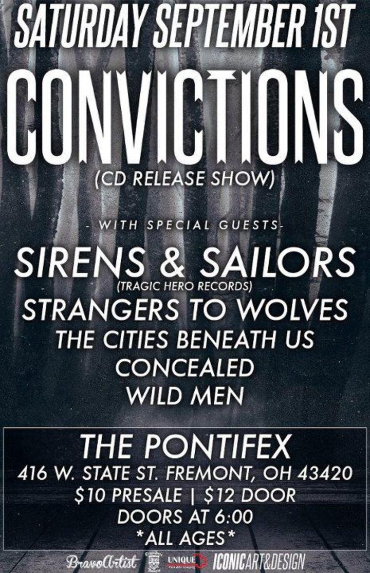 Concealed Tour Dates