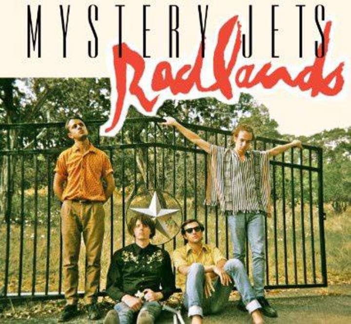 Mystery Jets France Tour Dates