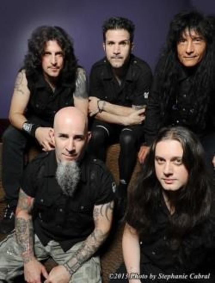Anthrax @ Parc Del Forum - Barcelone, France