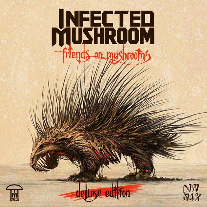 Infected Mushroom @ The Great Saltair - Salt Lake City, UT