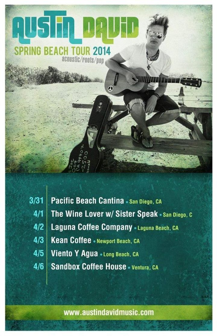 Austin DAVID @ Room 5 Lounge - Los Angeles, CA