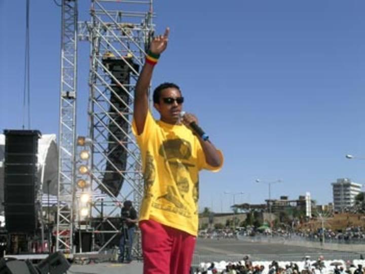 Teddy Afro @ Echostage - Washington, DC