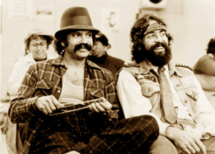 Cheech & Chong @ Revolution Concert House and Event Cetner - Garden City, ID