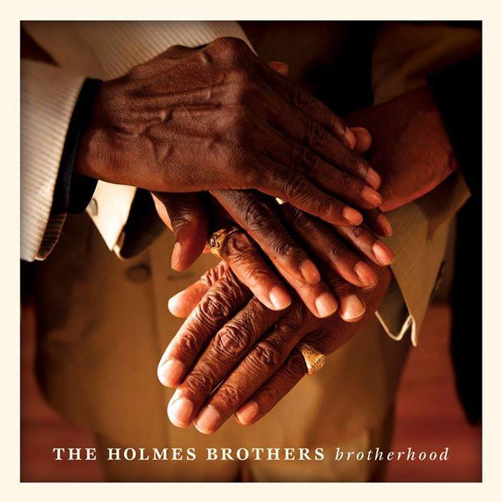 The Holmes Brothers @ Lucerna Music Bar - Prague, Czech Republic