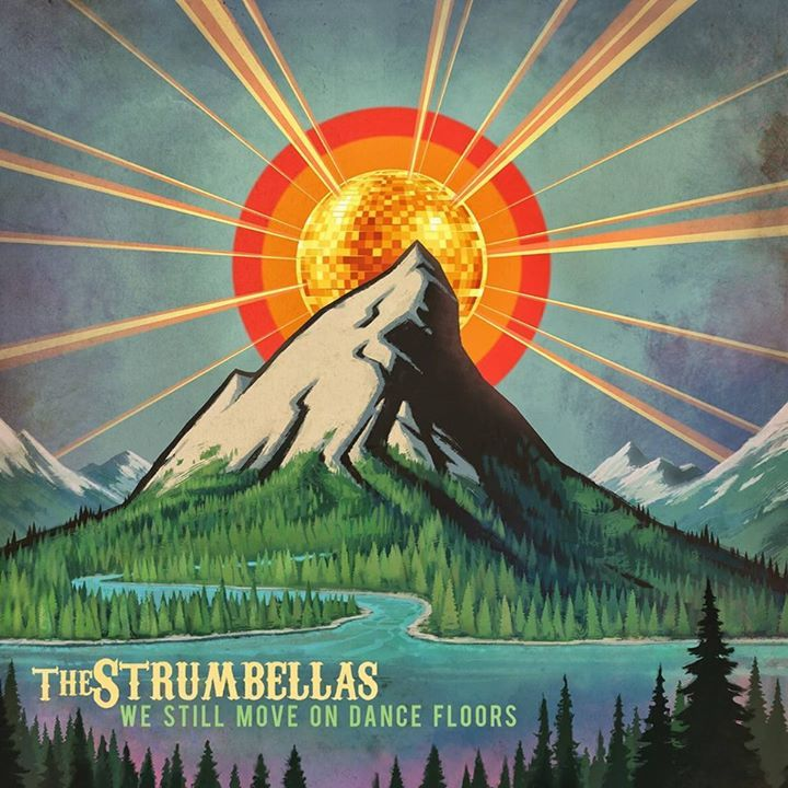 The Strumbellas @ Canmore Folk Festival - Canmore, Canada