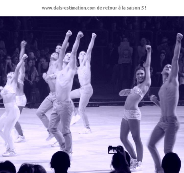 Danse avec les stars @ Vorst Nationaal - Brussels, Belgium