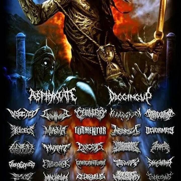 Exorcismus Deathcore Tour Dates