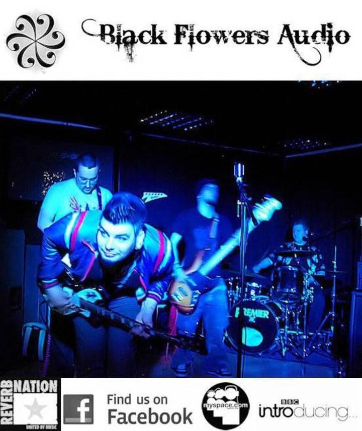 Black Flowers Audio Tour Dates