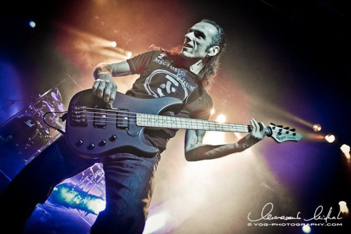 Patrice Guers - Bass Player (Official) @ Matrix - Bochum, Germany