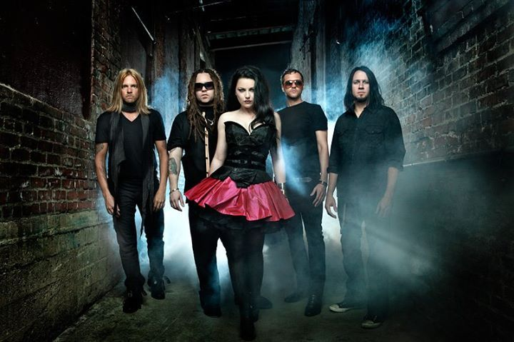 Evanescence @ Harrah's Chester Downs - Chester, PA
