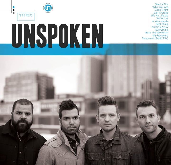 Unspoken Tour Dates
