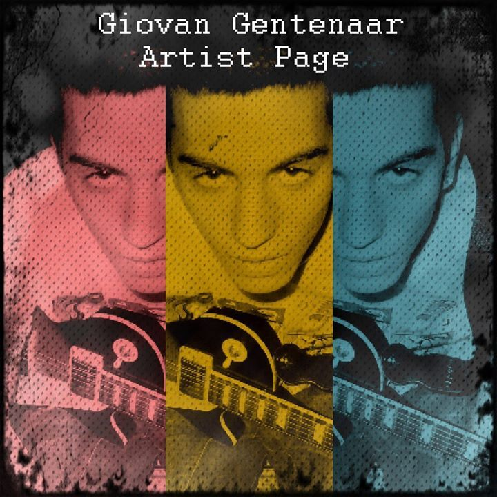 Giovan Gentenaar Artist Page Tour Dates