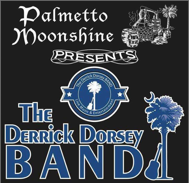 The Derrick Dorsey Band Tour Dates