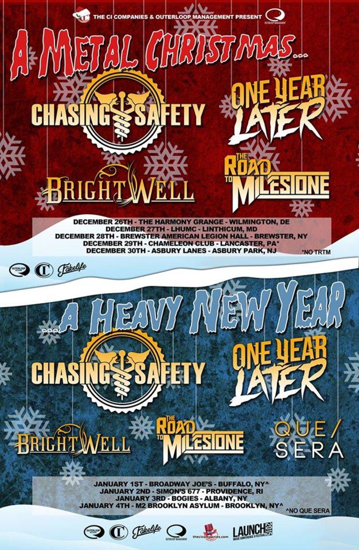 A Metal Christmas & A Heavy New Year Tour @ The Champ - Lemoyne, PA