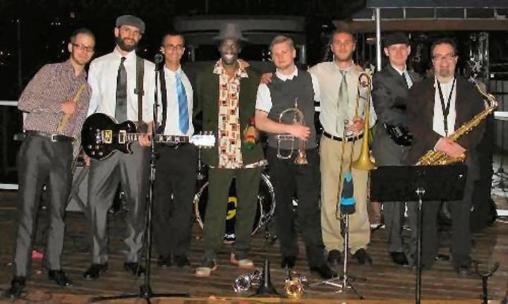the Georgetown Orbits @ The Showbox - Seattle, WA