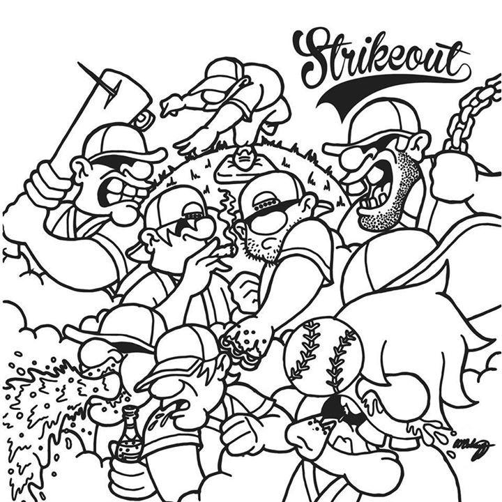 StrikeOut @ The Star & Garter - Manchester, Uk