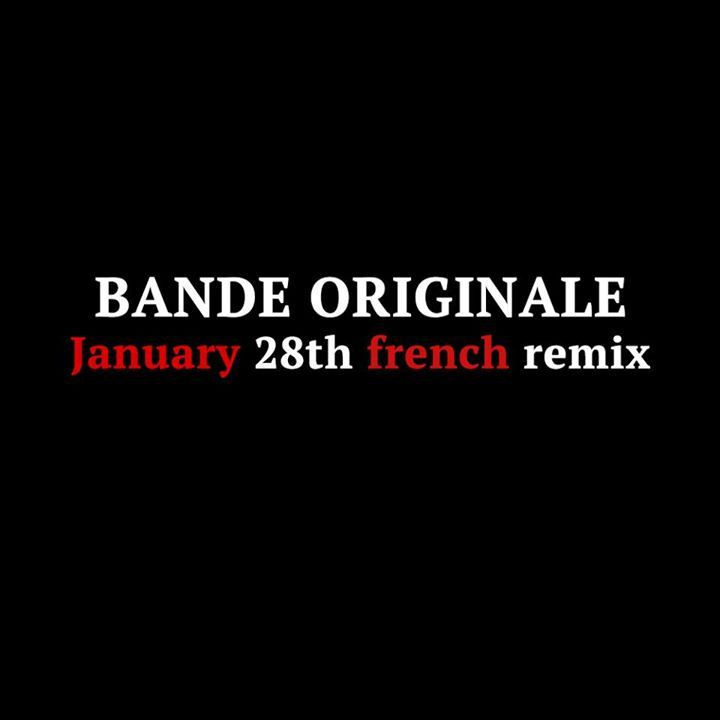 B.O aka Bande originale Tour Dates