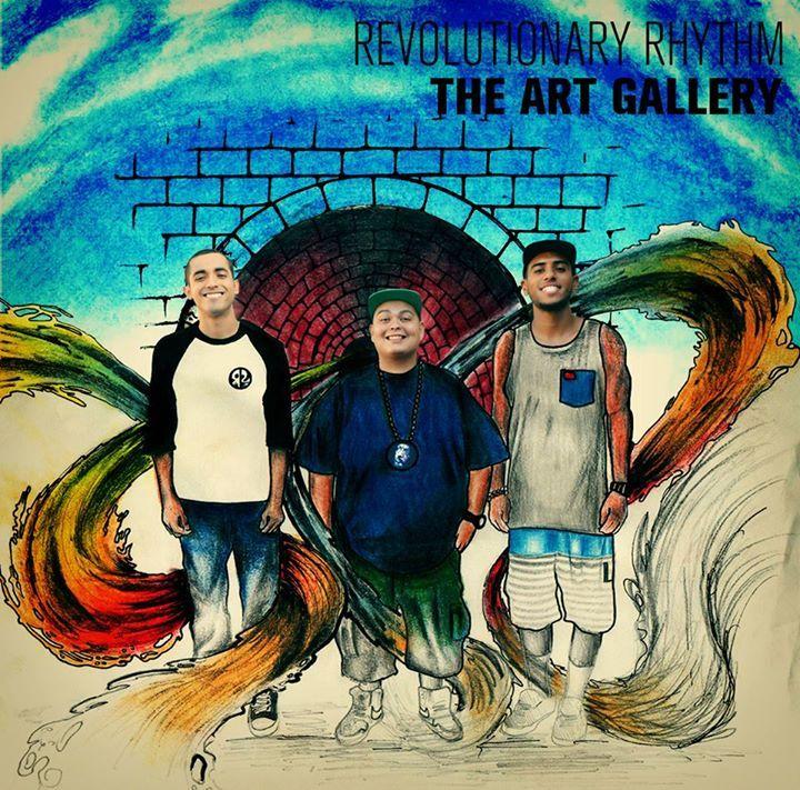 Revolutionary Rhythm @ Velvet Jones - Santa Barbara, CA