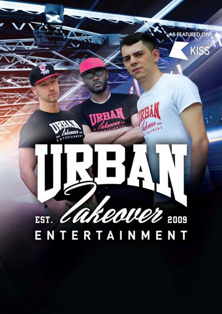 Urban Takeover Entertainment Tour Dates