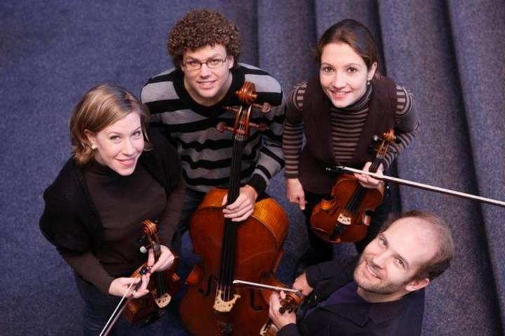 Amaryllis Quartett @ Stadttheater Lindau - Lindau (Bodensee), Germany