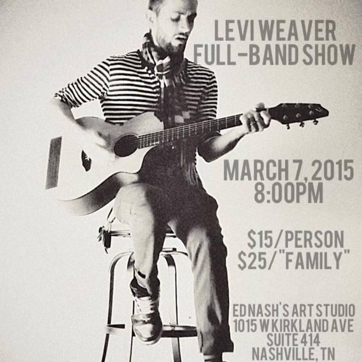 Levi Weaver @ The Evening Muse - Charlotte, NC