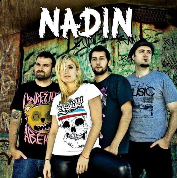 NADIN @ Gier Music Club - Villa Ortuzar, Argentina