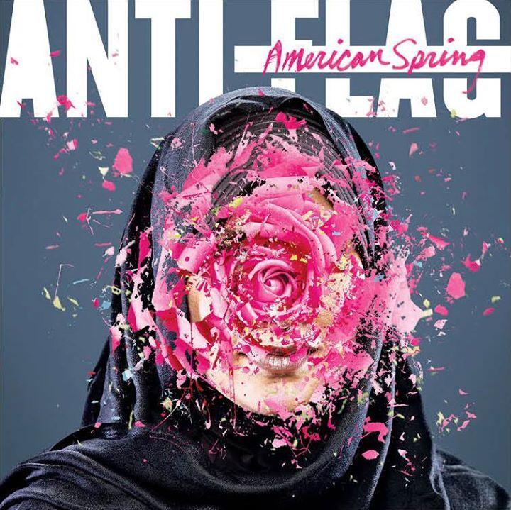 Anti-Flag @ Mandela Hall - Belfast, United Kingdom