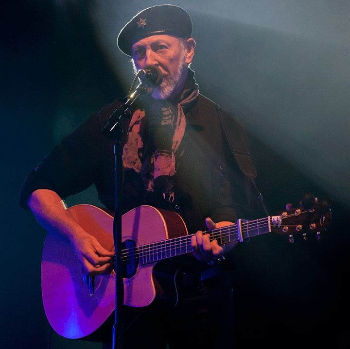 Richard Thompson @ Levitt Pavilion  (Trio) - Los Angeles, CA