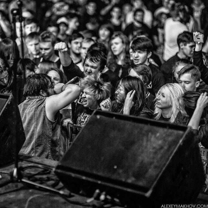 Black Tongue @ The Packhorse - Leeds, Uk
