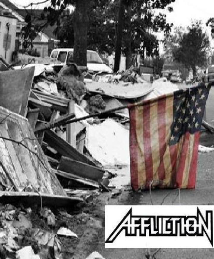 Affliction Hardcore Tour Dates