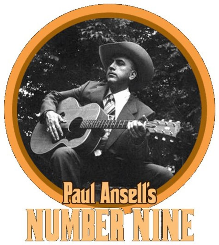 Paul Ansells'  Number 9 Tour Dates
