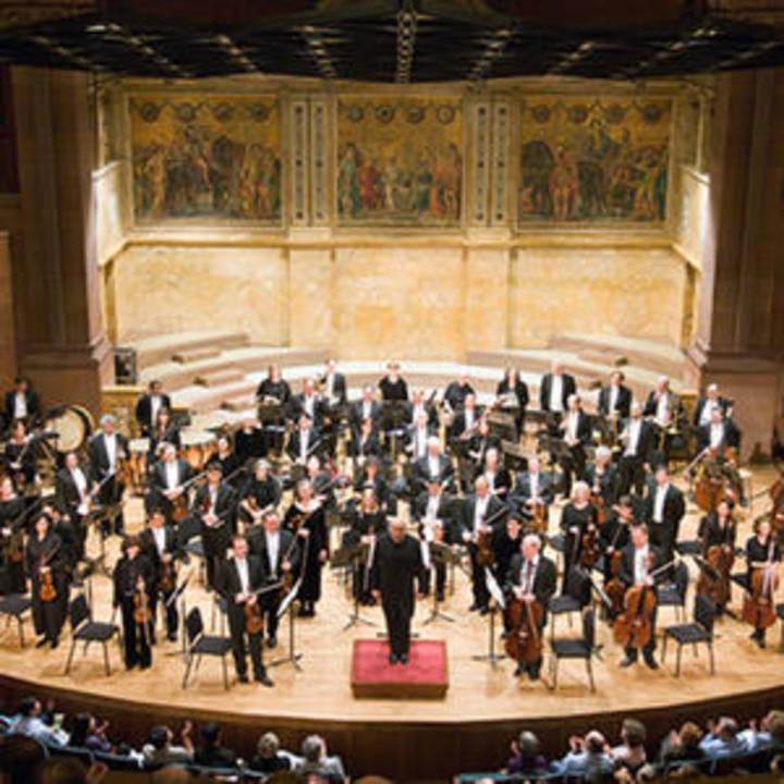 New Jersey Symphony Orchestra @ New Jersey Performing Arts Center - Newark, NJ