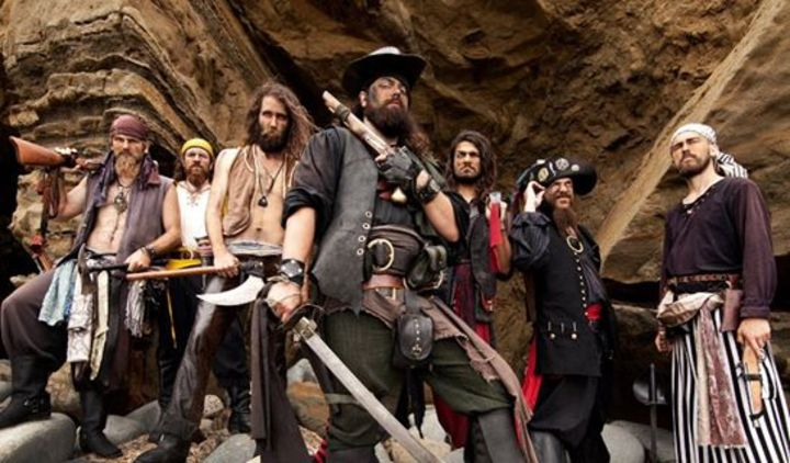The Dread Crew of Oddwood @ Midsummer Renaissance Faire - Bonney Lake, WA