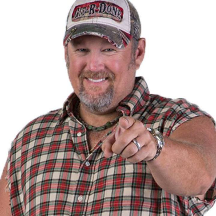 Larry the Cable Guy @ Resch Center - Green Bay, WI