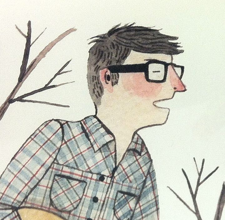 Colin Meloy @ Town Hall - New York, NY