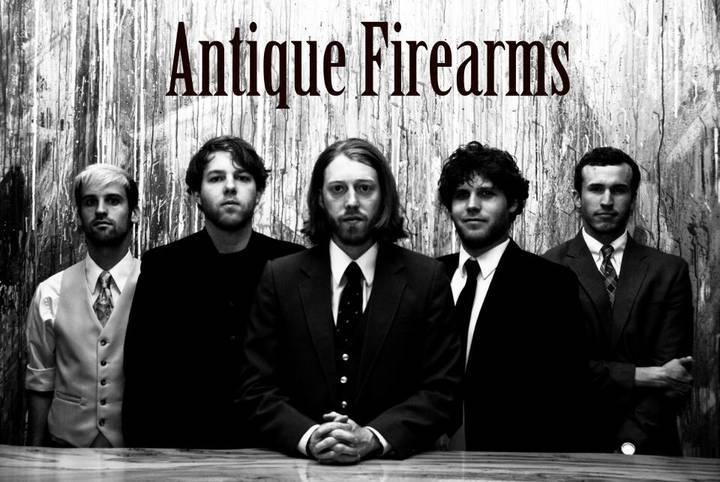 Antique Firearms @ The Pour House Music Hall - Raleigh, NC