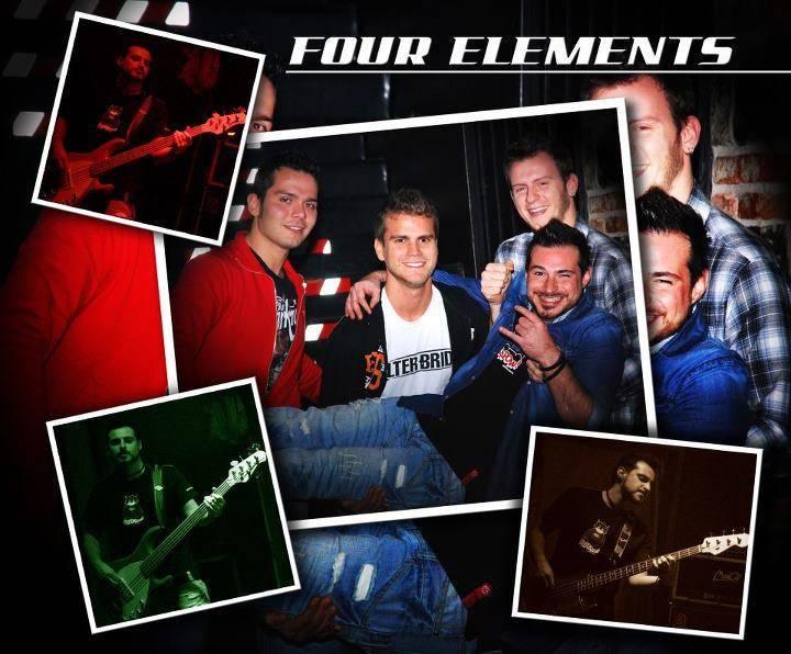 Four Elements Tour Dates