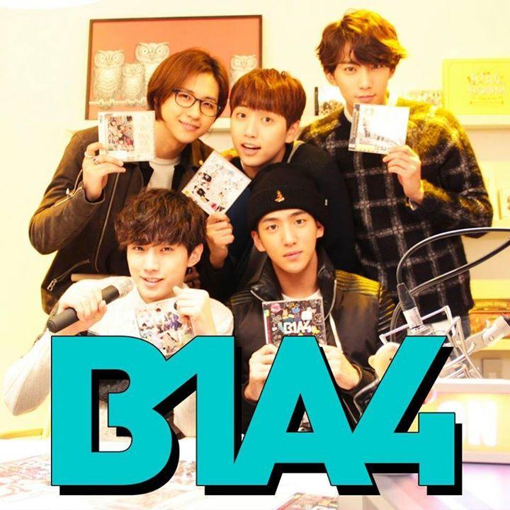 B1A4 BANAS PERÚ Tour Dates