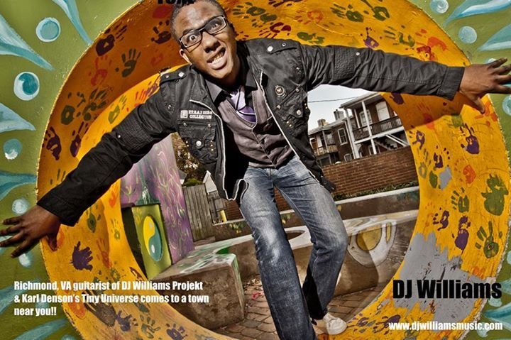 DJ Williams Projekt @ THE BROADBERRY - Richmond, VA