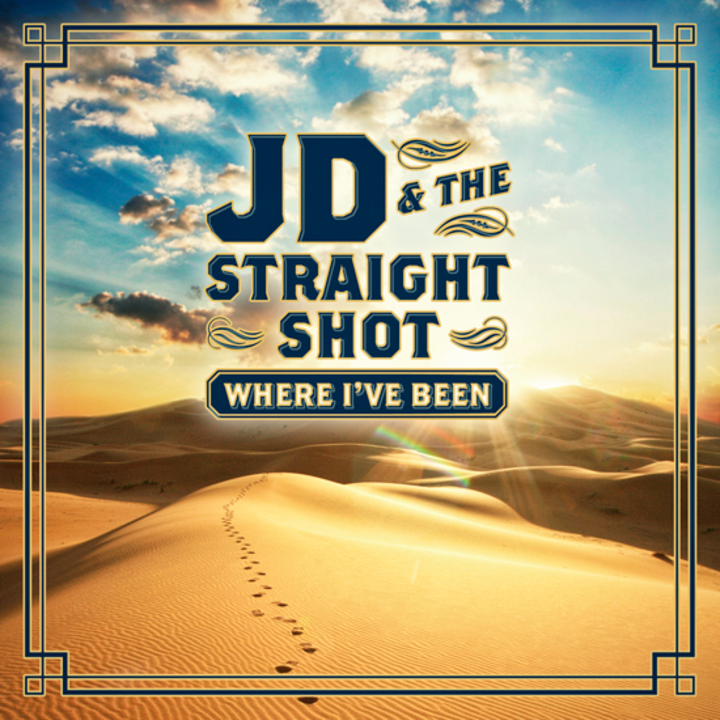 JD & The Straight Shot @ American Airlines Center - Dallas, TX