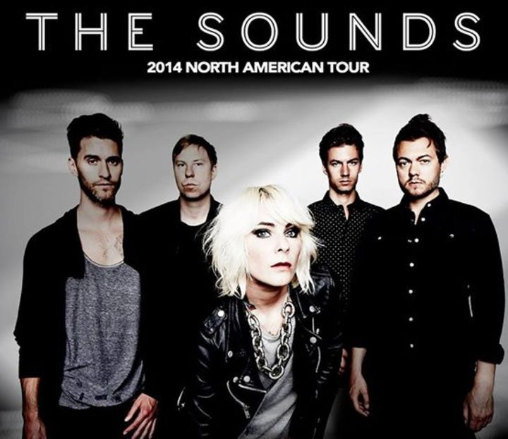 The Sounds @ The Tivoli - Helsingborg, Sweden