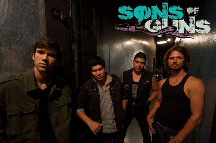 Sons Of Guns Tour Dates