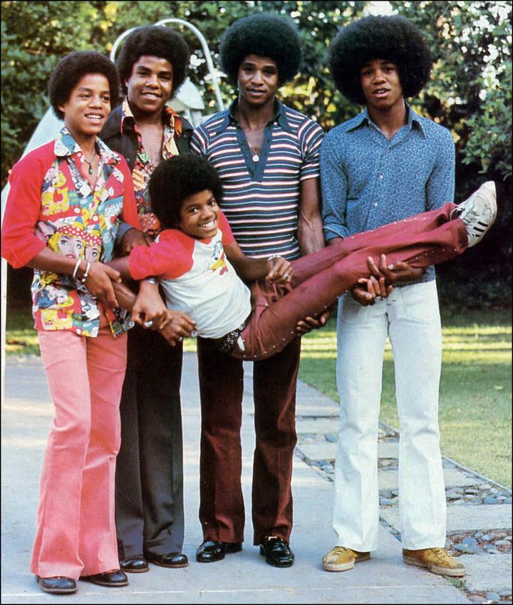 The Jacksons @ Sydney Entertainment Centre - Darling Harbour Nsw, Australia