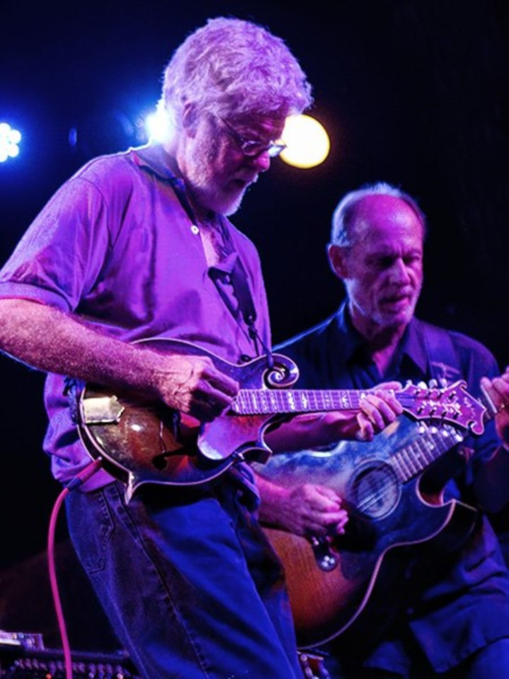 The Paul and Fred Acoustic Duo @ FitzGerald's - Berwyn, IL