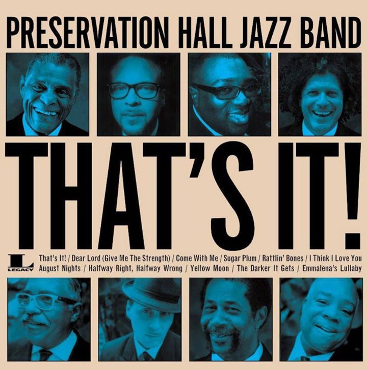 Preservation Hall Jazz Band @ Attucks Theatre - Norfolk, VA
