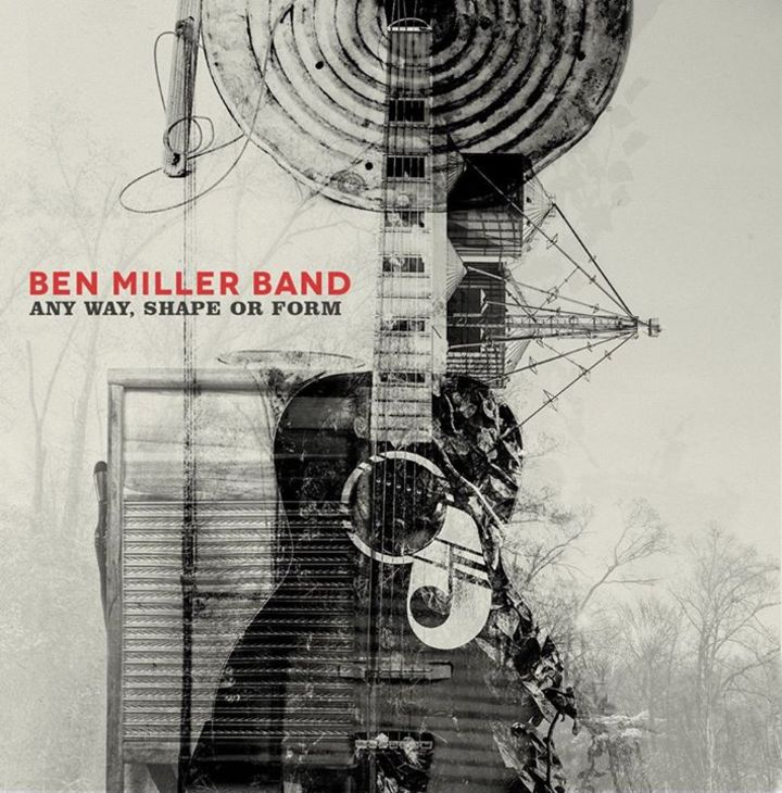 The Ben Miller Band @ Open Air am Tanzbrunnen Koln - Cologne, Germany
