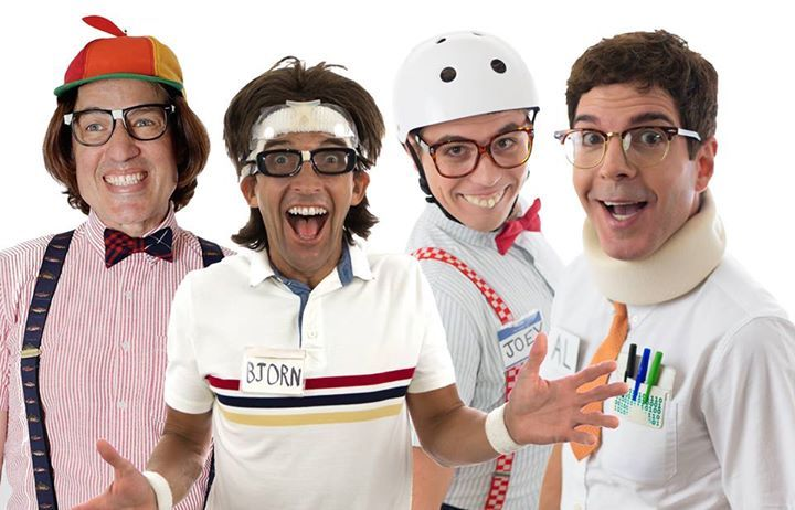 Spazmatics @ Hays Co. Civic Center - San Marcos, TX