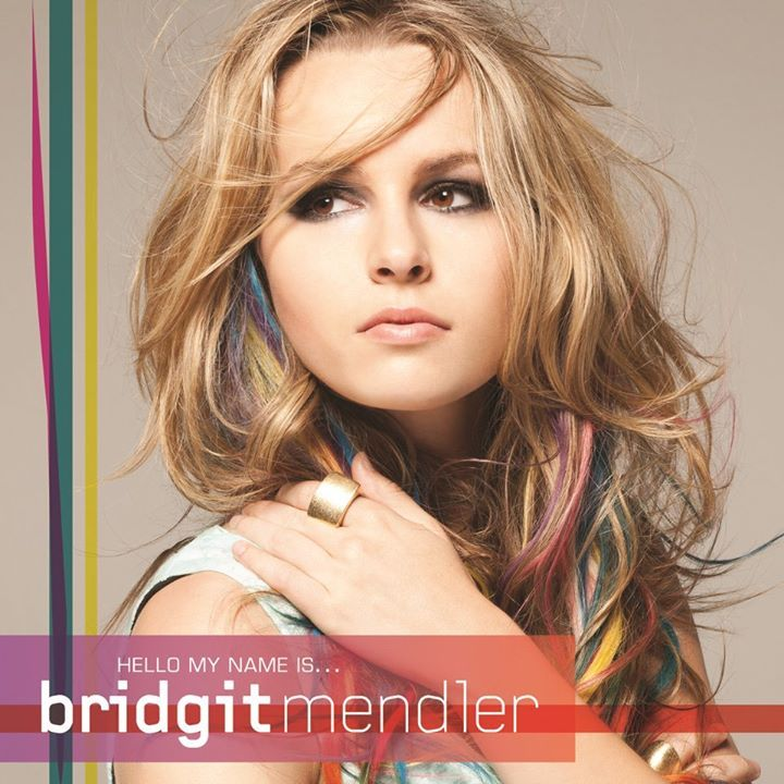 Bridgit Mendler @ Philips Arena - Atlanta, GA