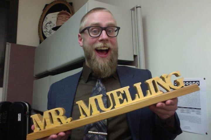 Matthew Muelling @ Shanty Days - Algoma, WI
