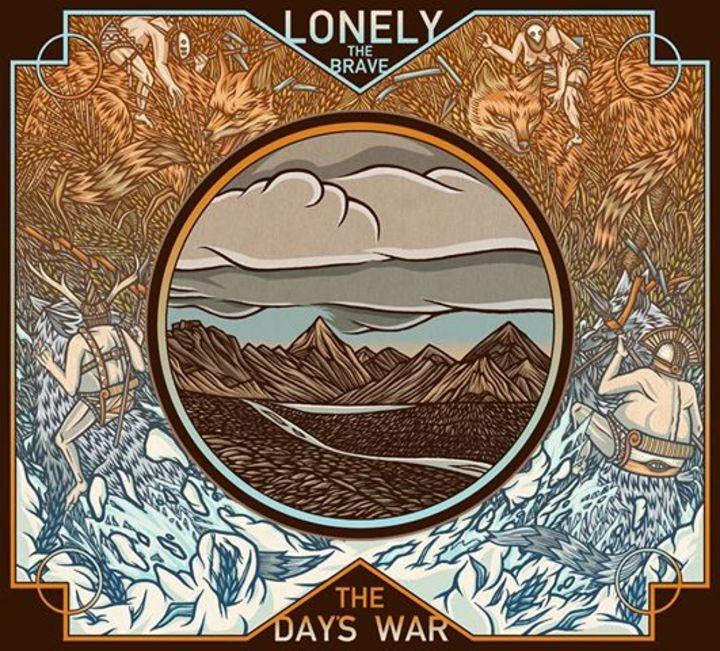 Lonely The Brave @ The Lexington - London, United Kingdom